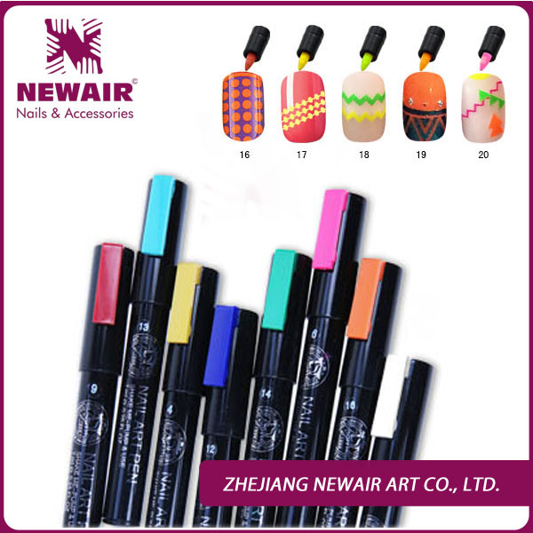 Nail Polish Paint Pens | Hession Hairdressing