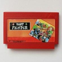 카트 파이터 60 핀 게임 카드 8 비트 수호자 게임 플레이어
