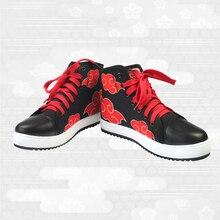 Naruto Uchiha Itachi Cosplay Canvas Shoes