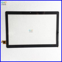 Novo toque para 10.1 inch inch polegadas alldocumente power m3 t1001 mtk6753 tablet capacitivo digitador da tela de toque sensor tela externa(China)