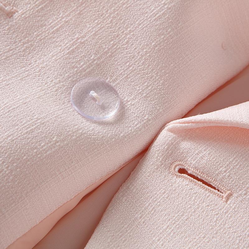 ALTA CALIDAD Nueva moda 2018 Baroque Designer Blazer Jacket Silver - Ropa de mujer - foto 4