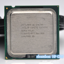 Intel Core 2 Extreme QX6700 Prozessor (2,66 GHz/8 MB/Quad-Core/FSB 1066) Desktop LGA 775 (arbeiten 100% Freies Verschiffen)