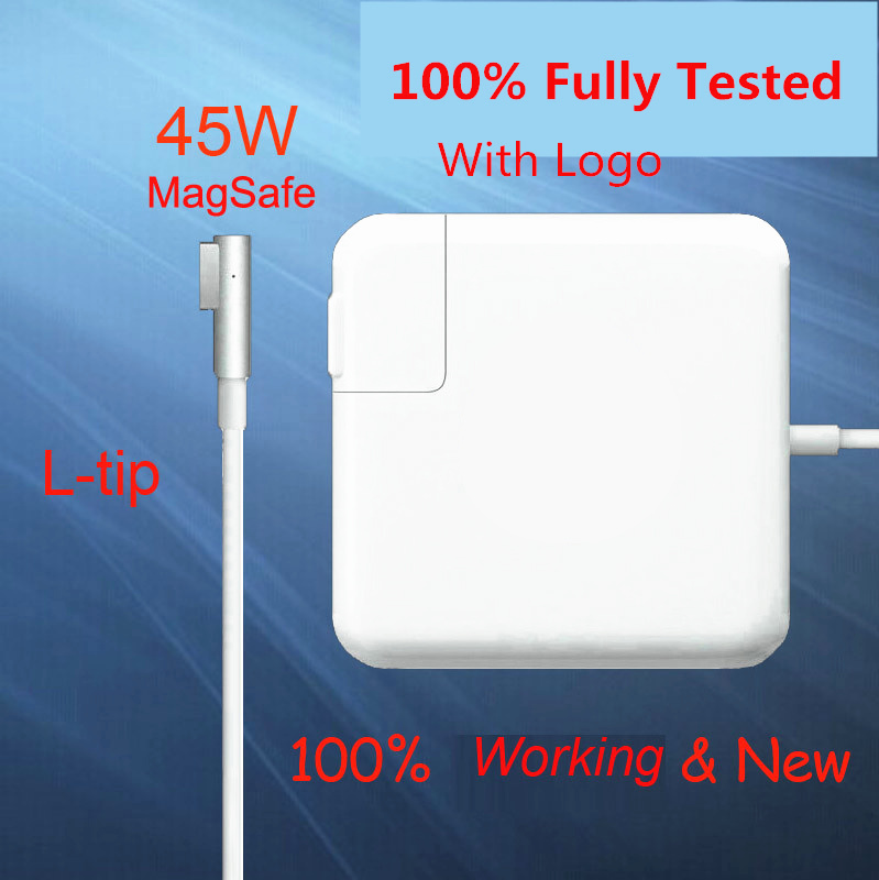 BINFUL For Magsaf* 45W 14.5V 3.1A laptop Power Adapter Charger For Apple For MacbooK Air 11