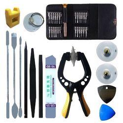 Ekran telefonu komórkowego narzędzia do otwierania  do naprawy zestaw śrubokrętów zestaw dla iPhone X 8 7 6 w Zestawy narzędzi ręcznych od Narzędzia na