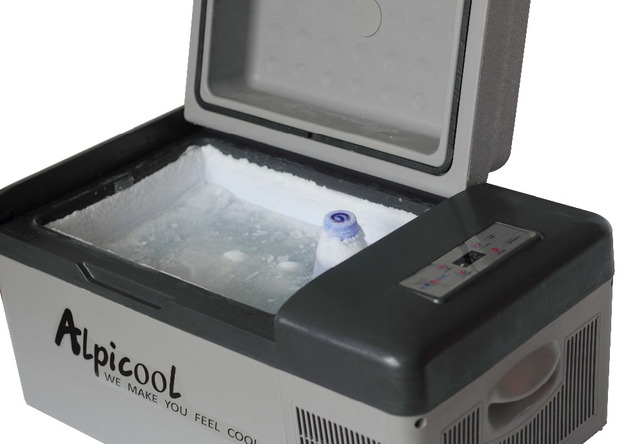 Kühlschrank Für Auto : Alpicool c serie l neue kompressor gefrierschrank kühlschrank