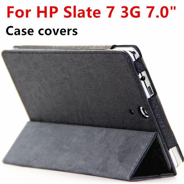 Coque de protection en cuir pour tablette HP, pour tablette TouchPad 7 3G, 7.0 pouces, housses de protection PU