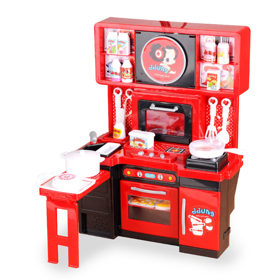 Popular child toy kitchen buy cheap child toy kitchen lots for Cheap childrens kitchen sets