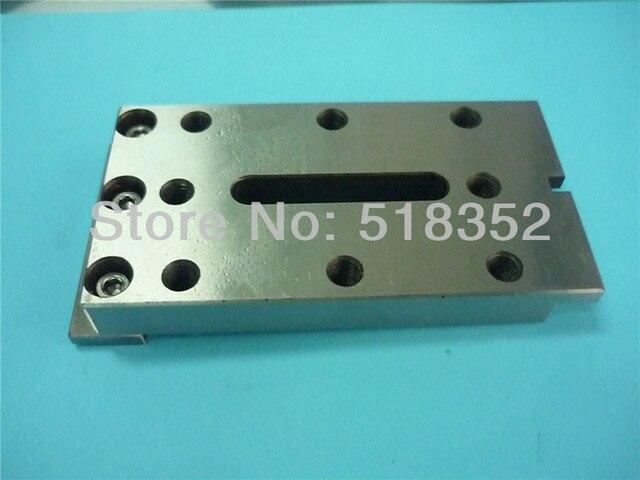 Jig Tools SUS W65mmx L120MMx T15mm for EDM Wire Cutting Machine ...