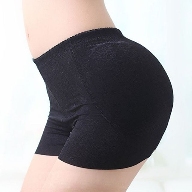 d3157e7519 Women Hip Panties Women Sexy Buttocks Body Underwear Body Shaper Panties  Breathable Hip Up Underwear Lace Fake Breathable 2018