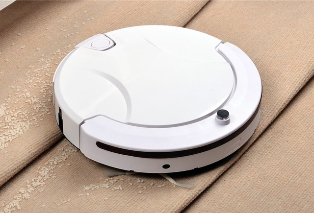 Fully-automatic intelligent vacuum cleaner robot vacum cleaner robot