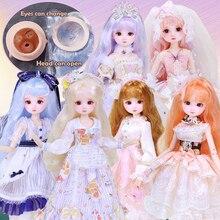 DBS Doll1/4 BJD Sữa Hoàng Hậu Mã Tiền Loạt Cơ Khớp Cơ Thể Bé Gái, SD