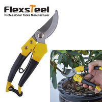 High Quality 8 200MM Pruning Shears Tesoura Para Poda Garden Tools Bonsai Pruners Gardening Secateur Baumschere