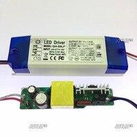 10to18x3 W 18 to30 X3W 50 Вт 80 Вт 90 Вт светодиодный трансформатор Питание AC85-265V Выход 30-60 V 54в-105 v 600MA светодиодный трансформатор для подсветки