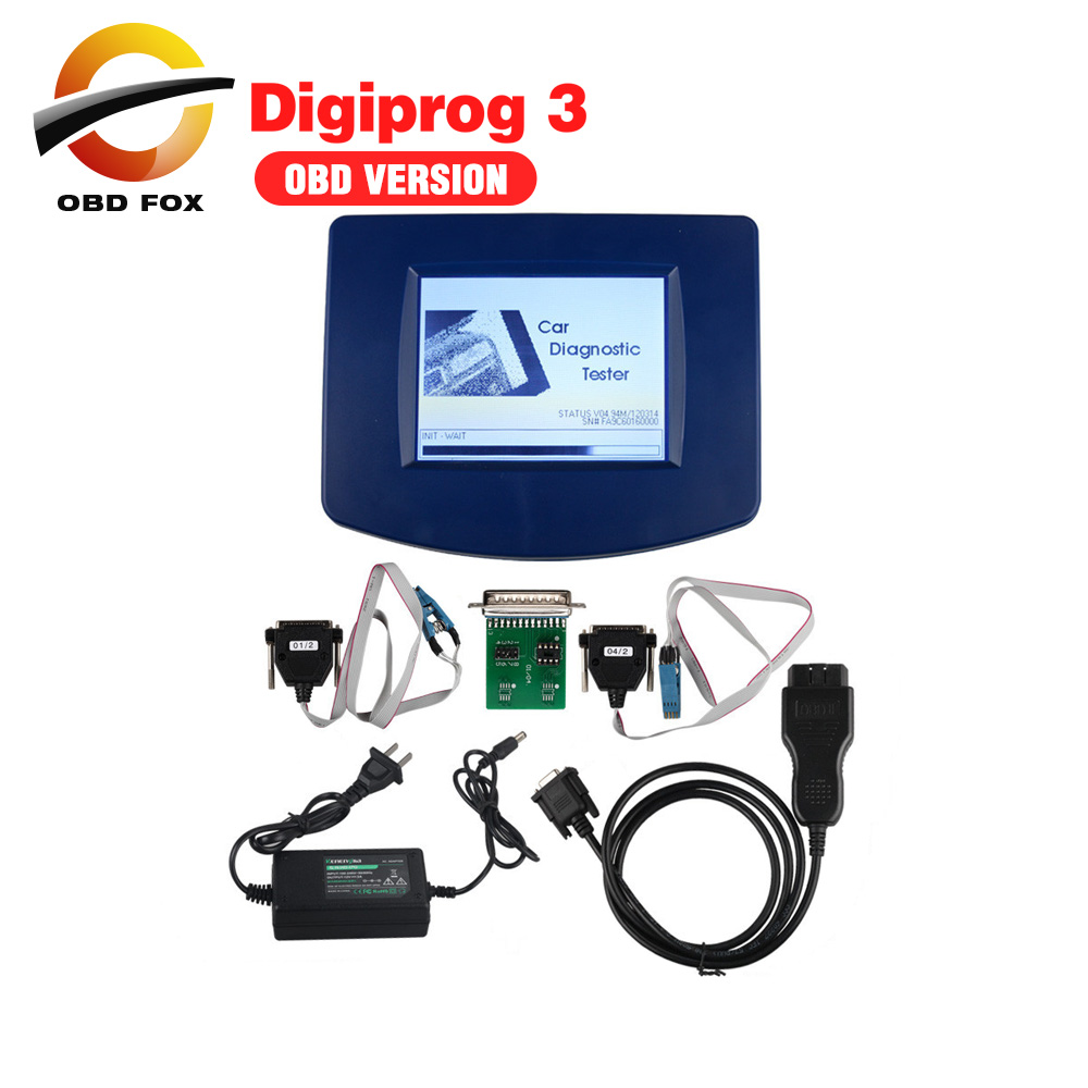 2017 newest main unit of digiprog iii digiprog 3 with obd2 st01 st04 cable odometer. Black Bedroom Furniture Sets. Home Design Ideas