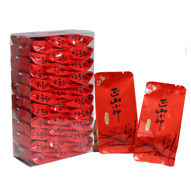 175g Free shipping Top Class Lapsang Souchong Super Wuyi Organic Black Tea,Protect stomach,Diuretic and lowering blood pressure
