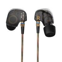 KZ ATE In Ear Headphones Noise Canceling Earbuds 3 5mm Stereo Headset Original KZ Mp3 Ear