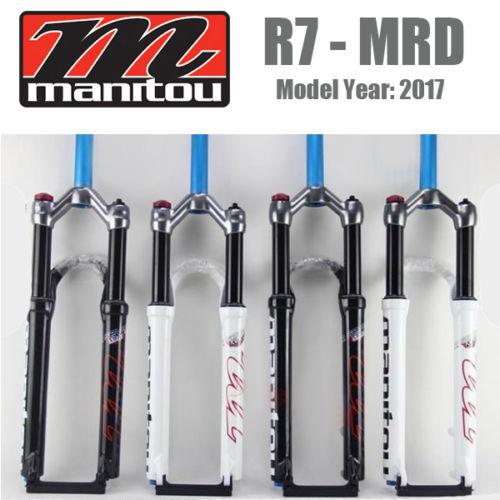 2017 Manitou R7 MRD MTB 26