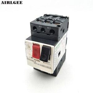 Image 1 - Protetor mpcb 0.63 v 6kv da sobrecarga do interruptor do acionador de partida do motor de gv2me 690 1a 3 p