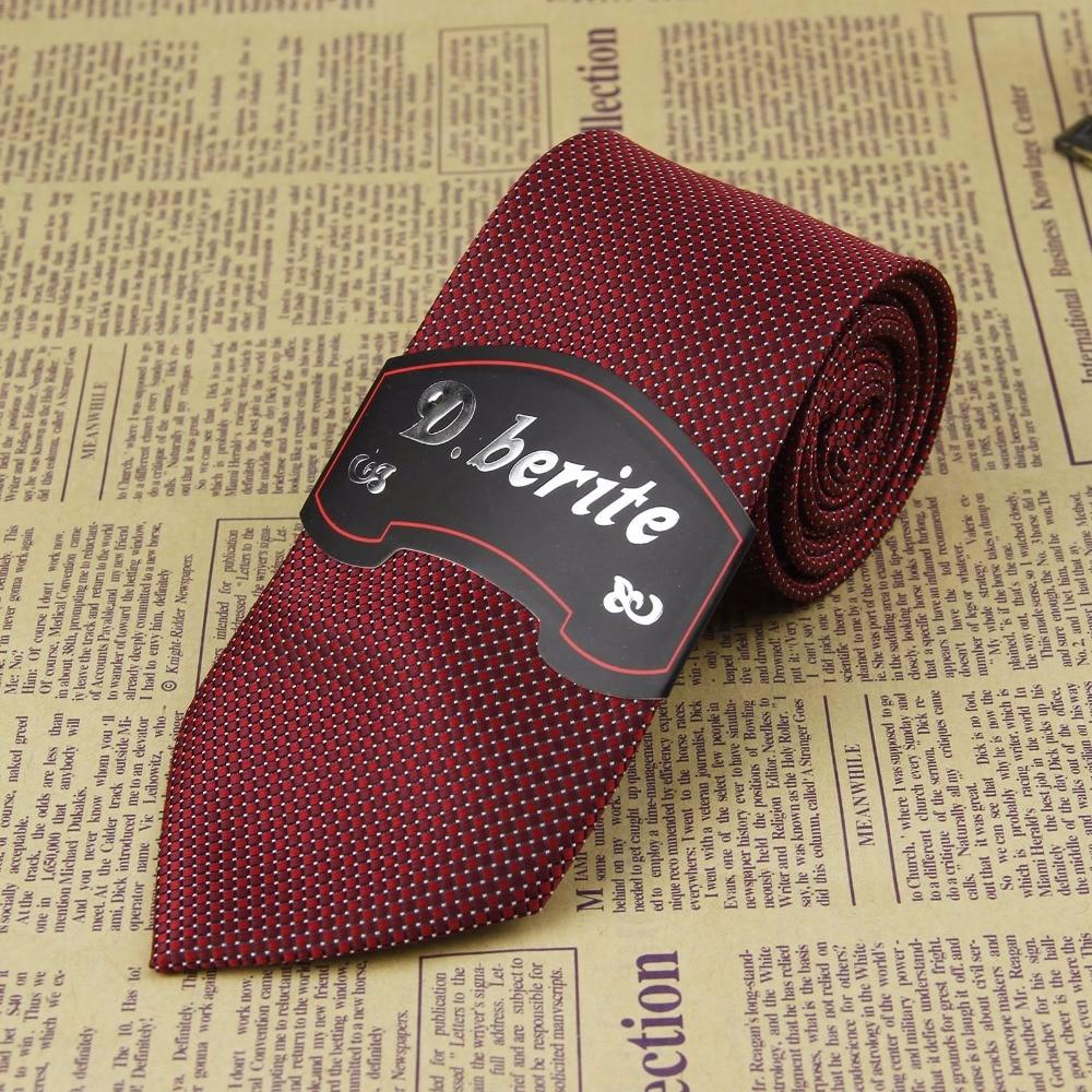 Men's Tie Jacquard Ws