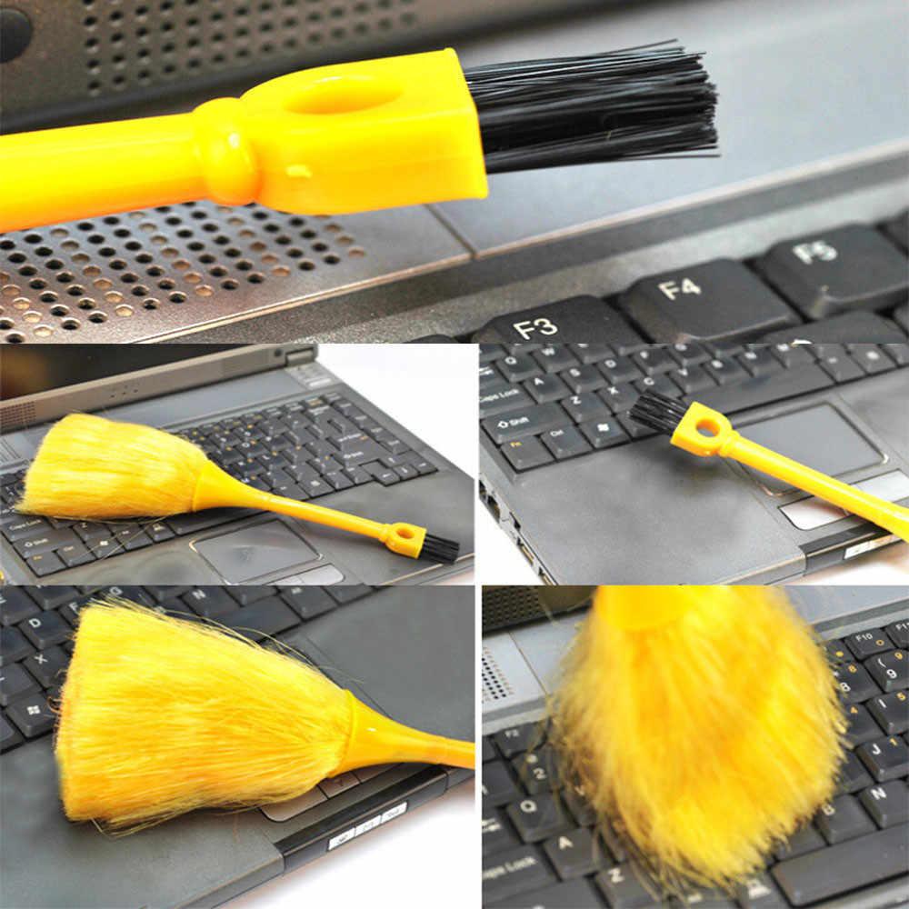 Multi-Function MINI แป้นพิมพ์รถ Anti-STATIC แปรง Desktop Sweeper ทำความสะอาดบ้านแปรง Dropshipping 2020