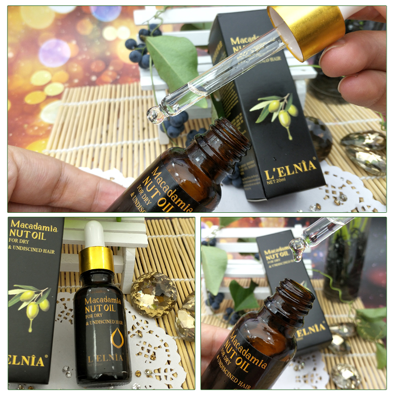 Argan Oil Hair Care Treatment Essence Fast Powerful Hair Growth Liquid Hair Loss Products Serum Repair Hair Keratine Herbal 20ml 3
