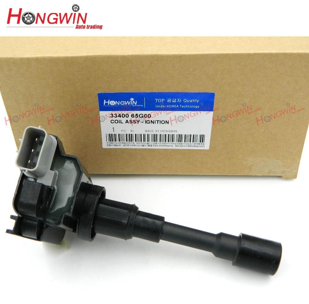 NEW Ignition Coil for 1999-2001 Suzuki Esteem 1.6L L4 UF280 3340065G00