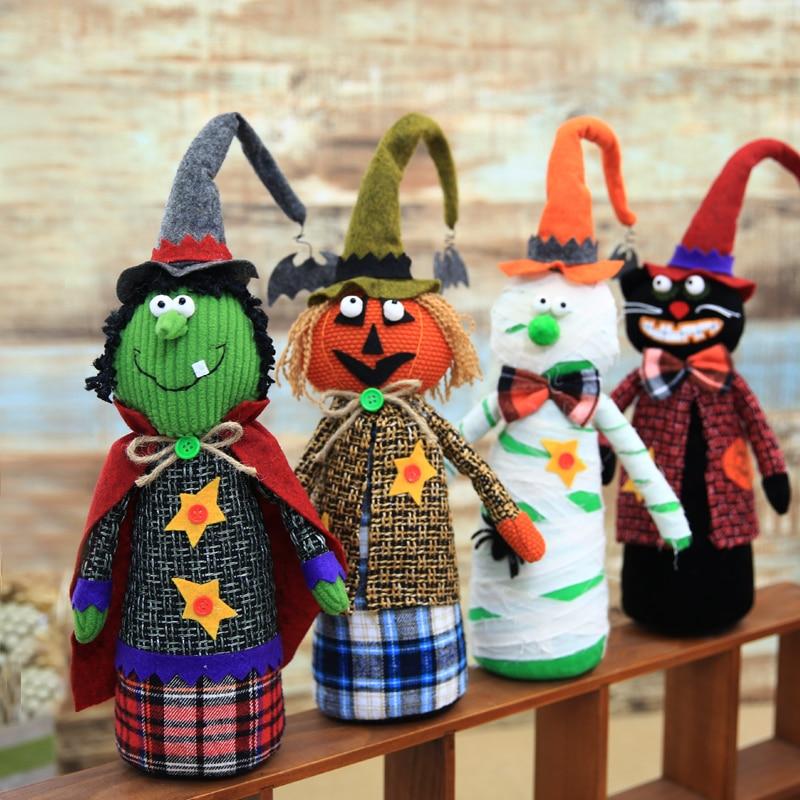 Decoration Sorciere Halloween.Acheter Nouveau Halloween Bricolage Créatif Décoration Citrouille