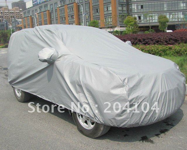 high quality for Toyota Highlander waterproof snow protection car cover protect your car