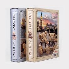 Фотоальбом «Мишка Тедди» 6 дюймов 200 листов