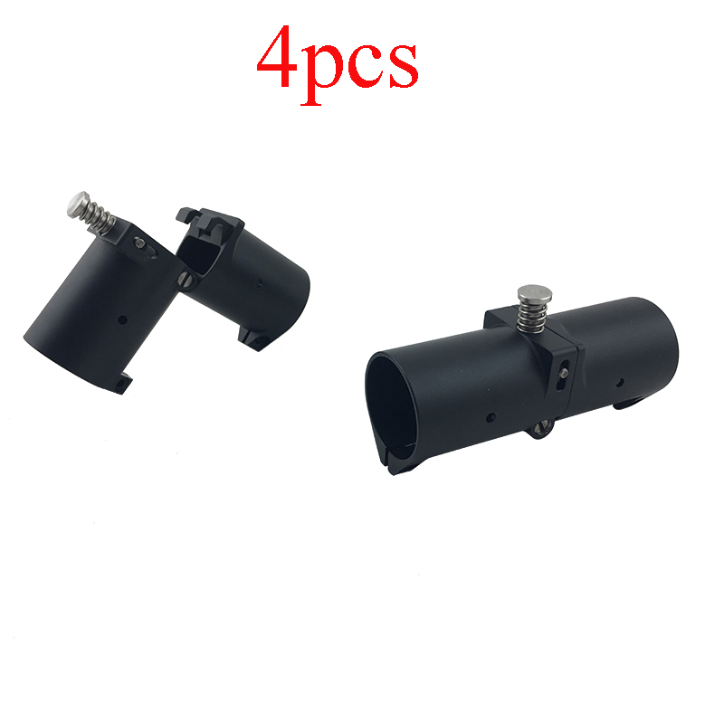 Yuenhoang 4PCS 30mm Tube Folding Arm Connector UAV Arm Carbon Tube Foldable Joint Fitting Parts for Plant Protection Drone agricultural uav 5kg d25 25mm foldable arm assemble parts including spray lance plant protection home garden pipes