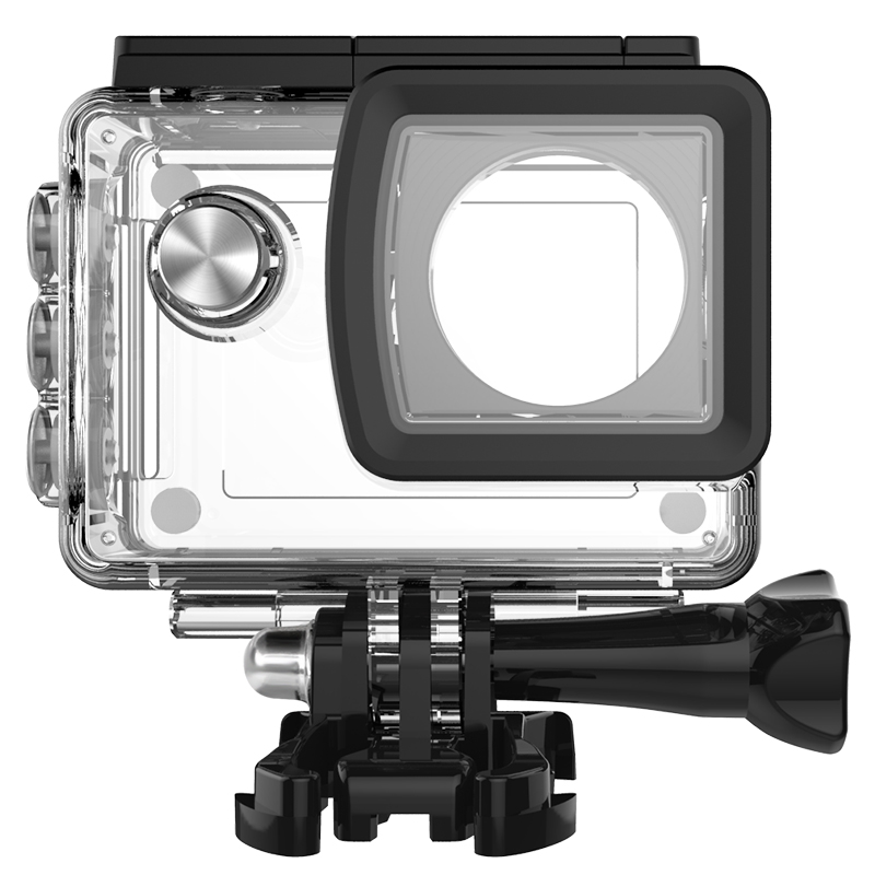 купить LBKAFA For SJCAM SJ5000 Waterproof Housing Diving Case Adapter For SJ 5000 WIFI SJ5000 Plus SJ5000X Camera Accessories недорого
