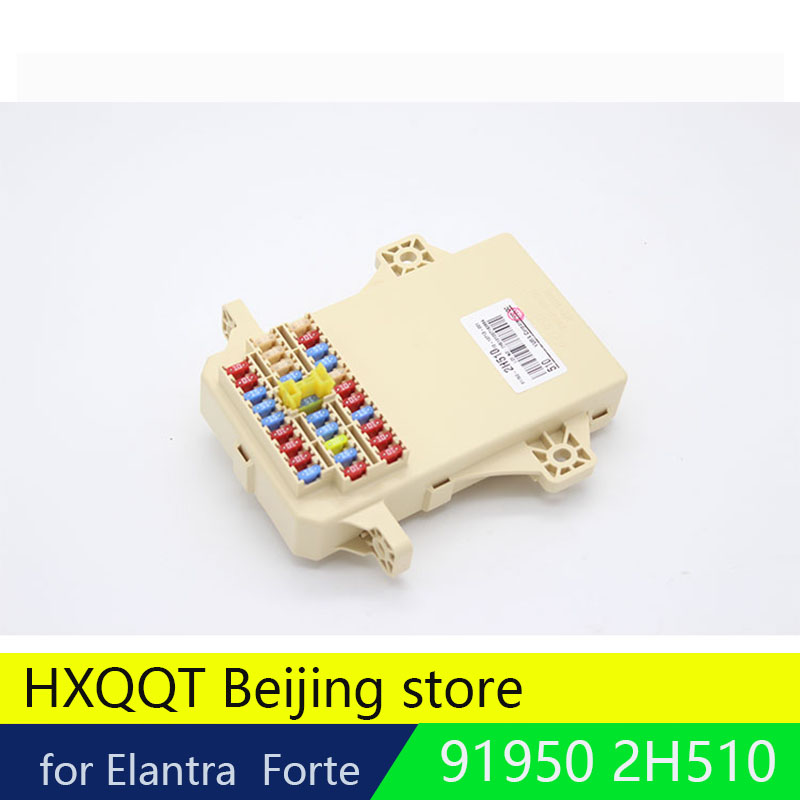 Genuine Original Fuse Junction Box Oem For Hyundai Elantra 2006 2010 For Kia Forte 2010 2013