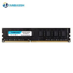 Desktop PC Memory DDR3 4GB 1333MHZ/1600MHz 240pin LONG DIMM 1.5V Intel Ram chips sec TANBASSH
