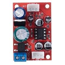 NE5532 Stereo Pre-amp magnetic head Phono amplifier board Moving Coil Microphone Amps Moudle цена в Москве и Питере