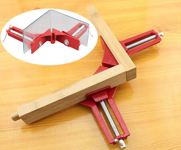 new style 90 degree angle clamp right angle woodworking frame clamp diy glass fish bowl folder