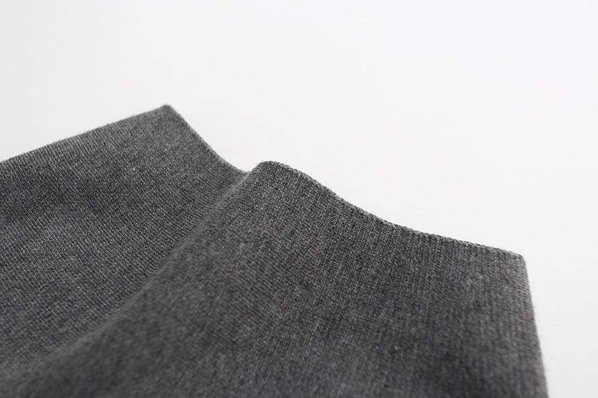 Wool knit solid short skirt girls half skirt 2017 new Korean children\'s clothing children\'s skirt (21)
