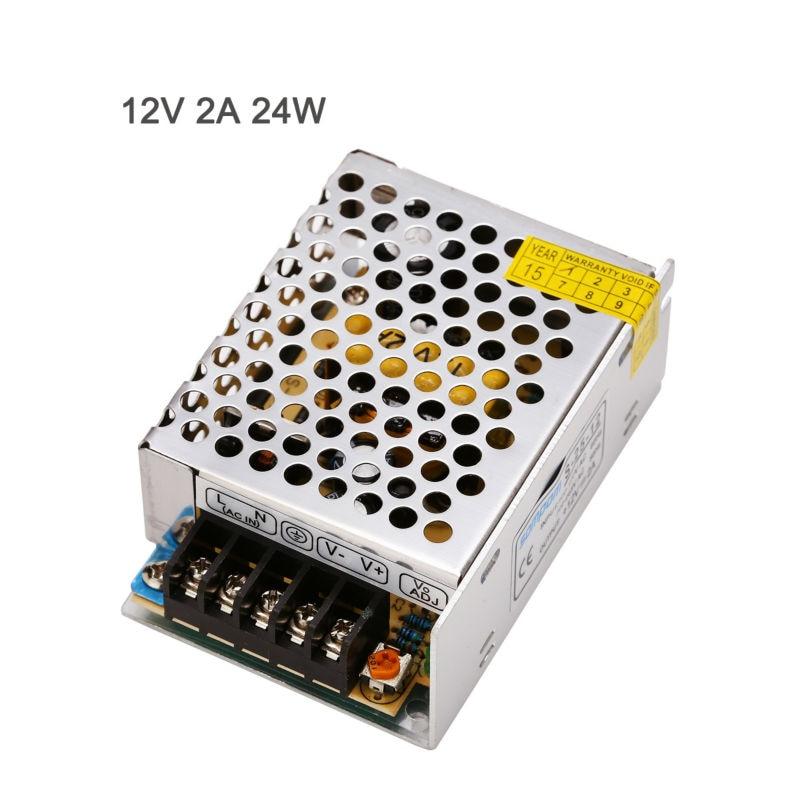 Transformator za rasvjetu 12V 24W 60W 120W 360W Dobavljač napajanja - Različiti rasvjetni pribor - Foto 2