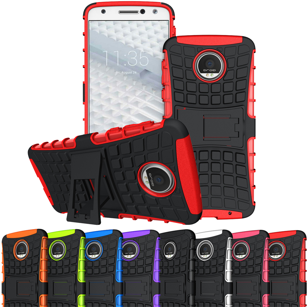 New 2in1 Slim Hybrid Shockproof Armor <font><b>Case</b></font> Capa Hard PC+TPU Silicone <font><b>Phone</b></font> <font><b>Case</b></font> Cover For Motorola Moto Z <font><b>Play</b></font> <font><b>Droid</b></font> 5.5 inch @