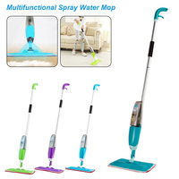 Spray Water Mop Multifunctional House Cleaning Tools Hand Wash Flat Mop Wood Floor Tile Home Kitchen Cleaning Accessories