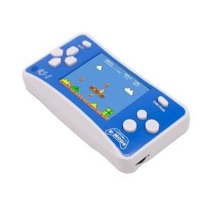 """Image 5 - 2.5 """"어린이를위한 8 비트 휴대용 비디오 휴대용 게임 콘솔 레트로 162 클래식 게임 플레이어 80 년대 아케이드 비디오 게임 시스템"""