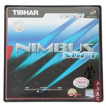 Original Tibhar NIMBUS SOFT pimples in table tennis rubber table tennis rackets racquet sports germany fast attack with loop