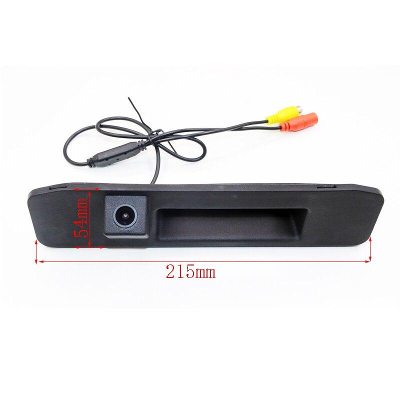HD CCD widok z tyłu samochodu kamera parkowania dla Benz GLK300 wielopoziomowego sprawowania rządów lgd [LCG] LE A180 A200 A260 ML GLA GLC GLE x204 GLK260 GLK350 tułowia uchwyt