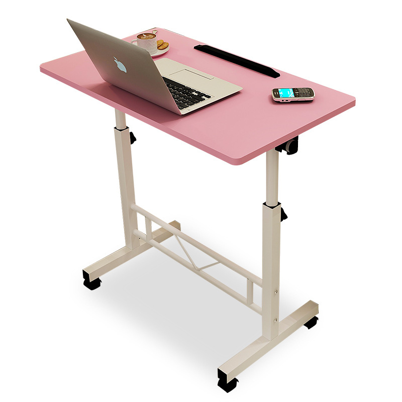 Simple Modern Office Desk Portable Computer Desk Home: 20~27Day Delivery++ Multifunctional Portable Lifting