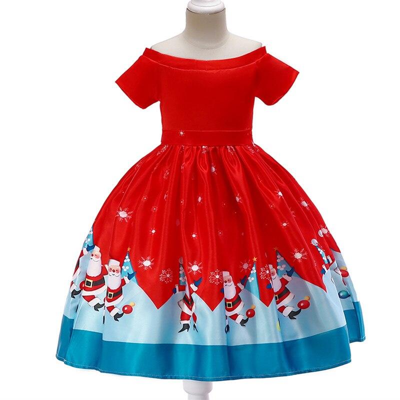 Vestidos dulces de encaje sin mangas de alta calidad vestidos de fiesta de cumpleaños para niñas vestido Formal de fiesta de noche de Navidad para niños