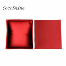 Hot sale! Fashion  & Wholesale B-112 Durable Present Gift Box Case For Bracelet Bangle Jewelry Watch Box promotion