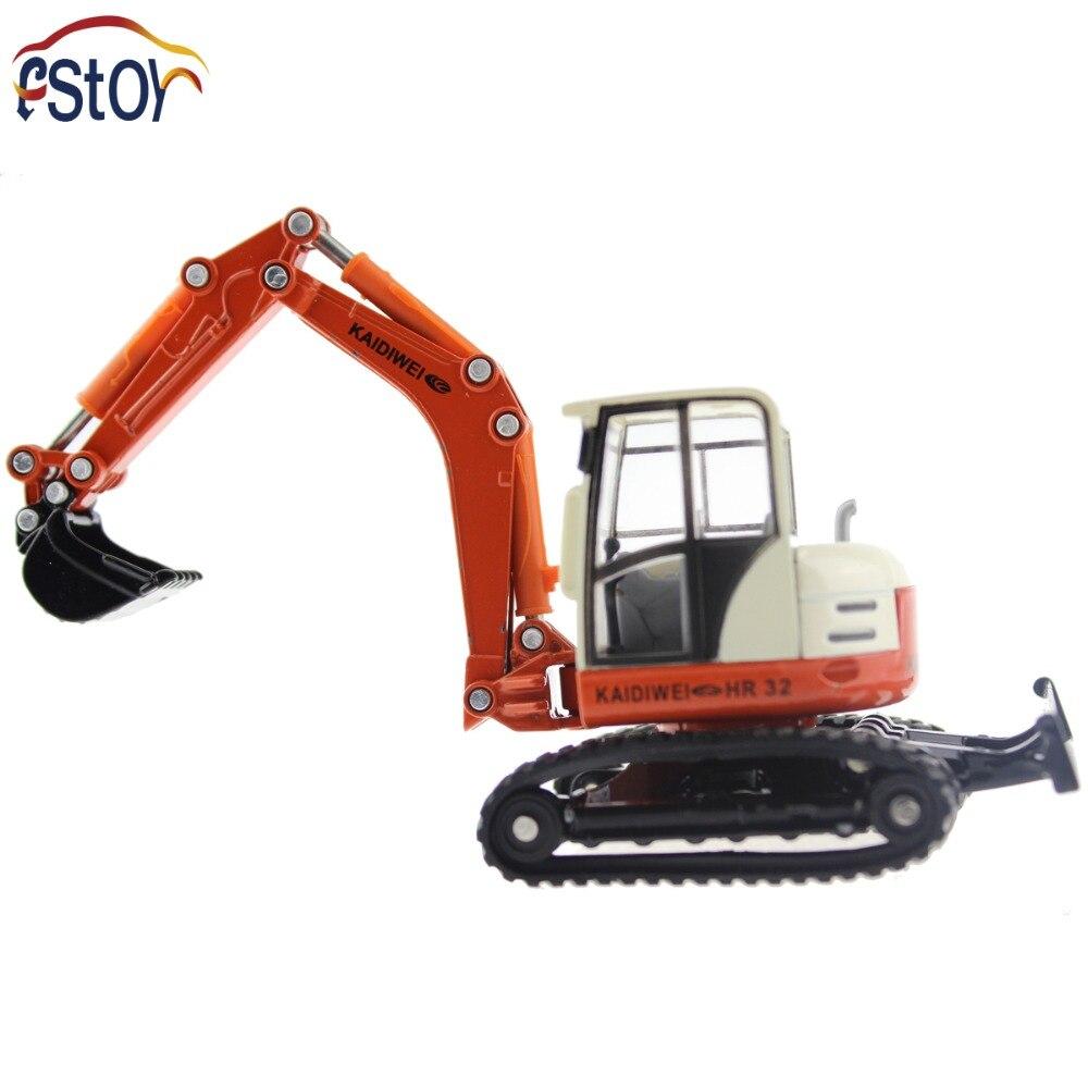 Logam Alloy Diecast Toy Model 150 Dua Arah Operasi Caterpillar