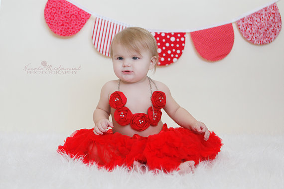 d89e9c157c Red Petti skirt Baby pettiskirt Petti skirt Red tutu skirt Red toddler tutu  Red ruffle skirt Cake smash outfit-in Skirts from Mother & Kids on ...