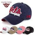 2016 новые поступления хлопок кожа шляпы Snapback поло свободного покроя стиль Gorras спорт хип-хоп человека женщин новое бейсболки D1013