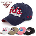 2016 New Arrivals Cotton Letter Snapback Hats Polo Casual Style Gorras Sport Hip Hop Man Women Brand New Baseball Caps D1013