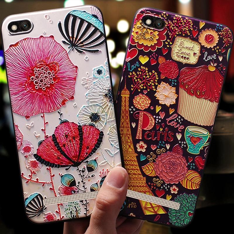 Dynamisch Yonlintan Luxus Coque, Abdeckung, Fall Für Xiomi Xiaomi Redmi 5a 5 Eine Redmi5a Prime Pro Zurück Etui 3d Nette 360 Handy Fällen Niedlichen Und Verdauung Hilft